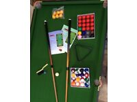 BCE Pool/Snooker Table