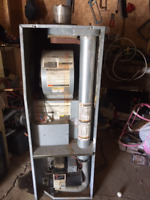 Furnace for a Mobile home