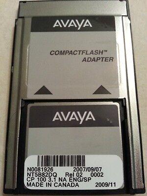 Norstar Avaya Call Pilot 100 3.1 Software Nt5b82dq