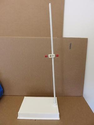 Plastic Laboratory Support Stand With 12.5 X 8.5 Base