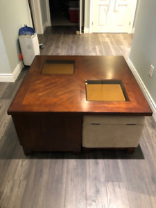 Coffee & End Table Combo