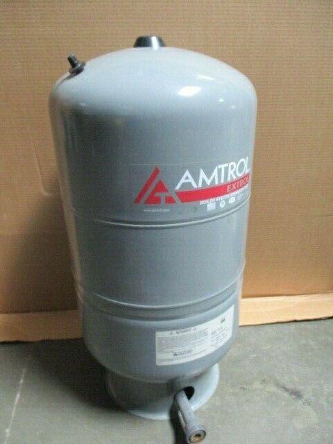 Amtrol Extrol SX40V Vertical Boiler System Expansion Tank 118-78, 20 Gal, 100079