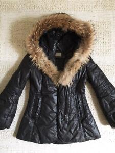 MACKAGE Winter Jacket Black S | Manteau MACKAGE S noir