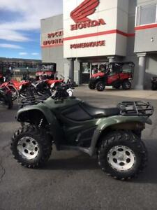 We buy pre-owned Motorcycle/ATV's