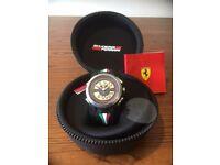 Scuderia Ferrari Orologi Watch - BRAND NEW, NEVER WORN