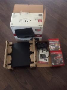 PS3 Slim 160GB Console