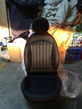 2 ORIGINAL heated LEATHER CHAIRS Mini Cooper JCW 2011 Randwick Eastern Suburbs Preview