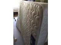Good quality used double mattress available for immediate pick up - Putney