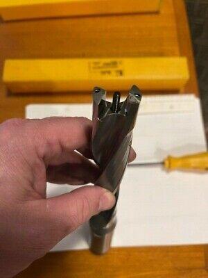 Kennametal Modular Drill Ksem1031r5ss125 Drill Body