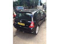 2004 RENAULT CLIO SPORT 182 LOW MILES NEEDS PUTTING BACK TOGETHER SPARES OR REPAIR