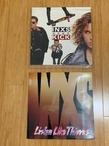INXS LP Vinyl (x2)