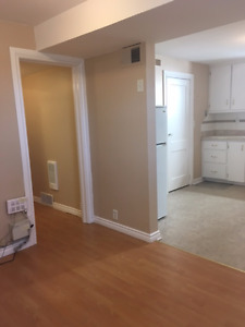 Cute 1 bedroom basement apartment in North End Halifax
