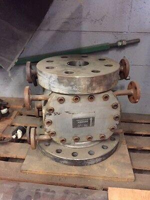 Maag Melt Pump 9090 Vacorex 815 8404 Extrusion Plastic Davis Standard Nrm