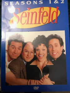 Seinfeld - Season 1 & 2 DVD Box Set