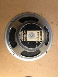 "SPEAKERS 12"" JENSEN, CELESTION, ALNICO, VINTAGE Peterborough Peterborough Area image 2"