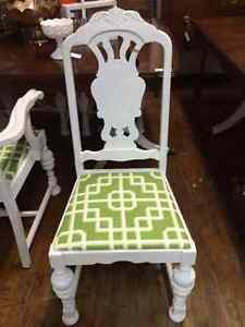 6 Beautiful antique Chairs $250.00