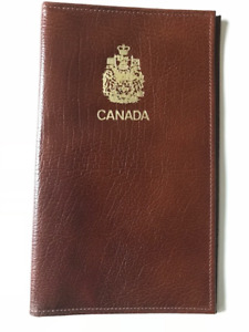 Canada Passport Travel Wallet – NEW