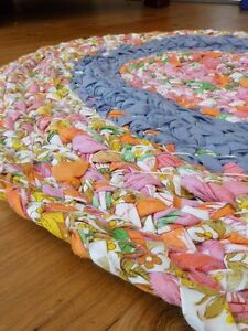 Colourful or patterned bed sheets for crafts