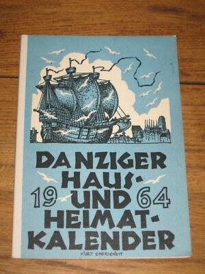 Danziger Hauskalender 1964