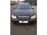 Mercedes-Benz, C CLASS, Estate, Avantgarde, 2007, Auto, Diesel