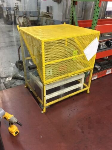 Miracle MBB-5 5 Gallon Paint Mixer w/Stand and Safety Enclosure