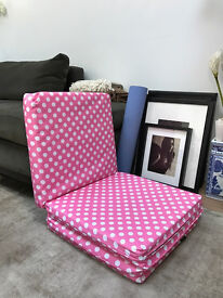 Fold Out Bed & Chair