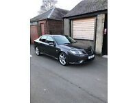 Saab 9-3 Carlsson XWD special edition , FSH absolute mint condition.