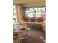 EXCELLENT PRE-OWNED STATIC CARAVAN FOR SALE WHITLEY BAY HOLIDAY PARK SITE FEES INCL BUY NOW PAY 2018