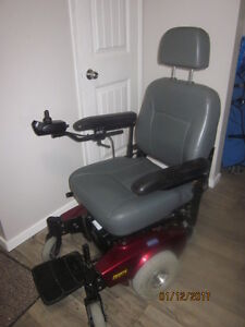 Electric wheel chair and lift chair