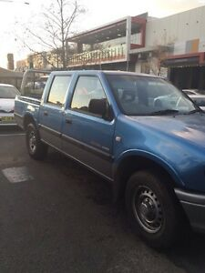Holden rodeo LPG 2002 Ashfield Ashfield Area Preview