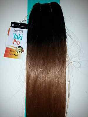 PREMIUM TOO YAKI PRO 100% HUMAN HAIR & PREMIUM BLEND