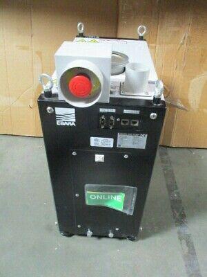Ebara EV-S100N Dry Pump, DKF00247, Vacuum, EMB-EVS2, 200-220VAC, 50/60Hz, 101311