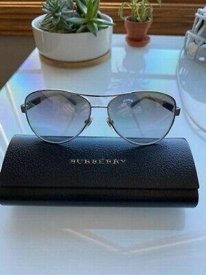 Burberry BE4181-300187 TAN grey 58 mm Men's (Sunglasses Tan)