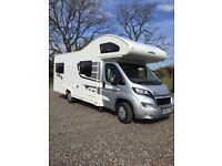 ELDDIS MAJESTIC 180 2016 MOTORHOME - 6 BERTH 6 SEATBELTS (SPECIAL EDITION OF AUTOQUEST 180)