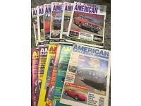 Classic American Car Magazines