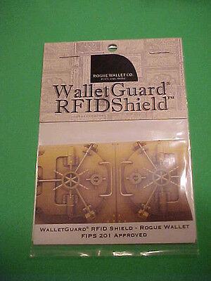 Rogue One Wallet Guard Rfid Credit Card Wallet Protector Sleeve