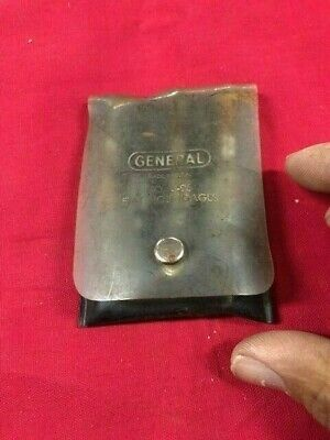 General No. S-96 F Small Hole Gauges Set Of 3 One Missing