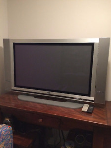 42 Inches Plasma Flat Screen Television