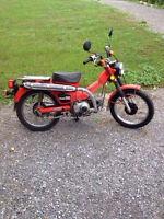 1981 honda ct110