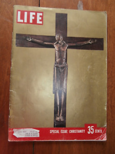 Life Magazine 1956 Special Issue Christianity