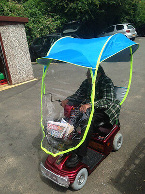 Mobility Scooter Winter Sun & Rain Cover Universal Quingo Kymco Neo