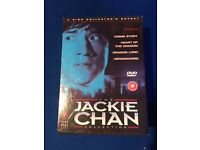 Jackie Chan Boxset (Brand new & boxed)