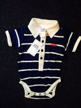 BNWT baby boy collared body size 000 (0-3 months) Camberwell Boroondara Area Preview