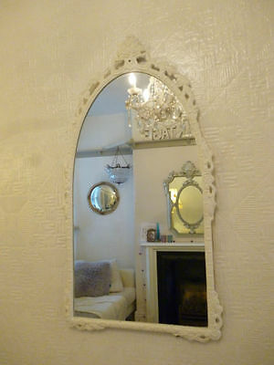 English country-style mirror