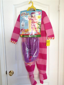 Hallowe'en Lalaloopsy Pillow Feather Bed costume new in package