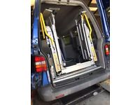 AMF electric inboard wheelchair tail lift, good working order can be see working. Buyer collects