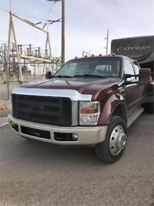 2008 F450 King Ranch Edition