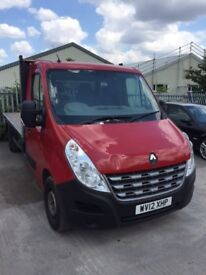 Renault Master Pick-up