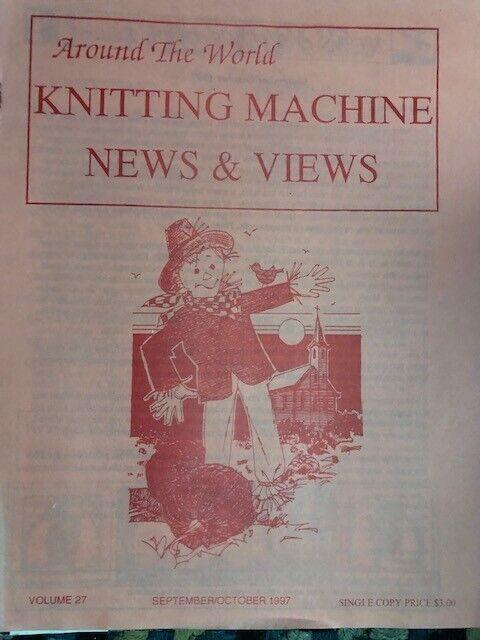 Knitting machine patterns - lot