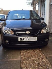 Hyundai Getz 1.4 one owner from new geniune sale not be missed you wont be dissapointed no offers